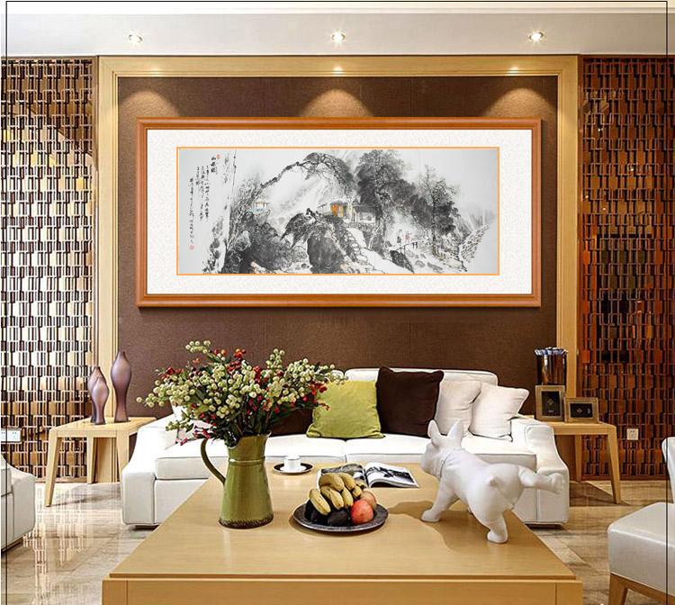 蒋敏现代画家写意小六尺山水3xg.jpg