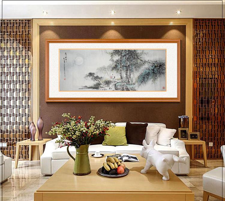 蒋敏省美协名家写意小六尺风景画2kx.jpg